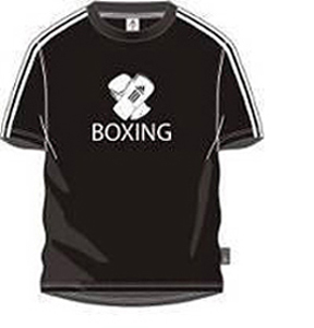 Футболка Boxing Adidas Black