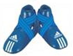 Обувь для кикбоксинга Super Safety Kicks Pro Neoprene blue Adidas