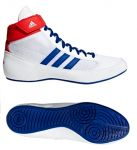 Борцовки Adidas Havoc White Blue Red